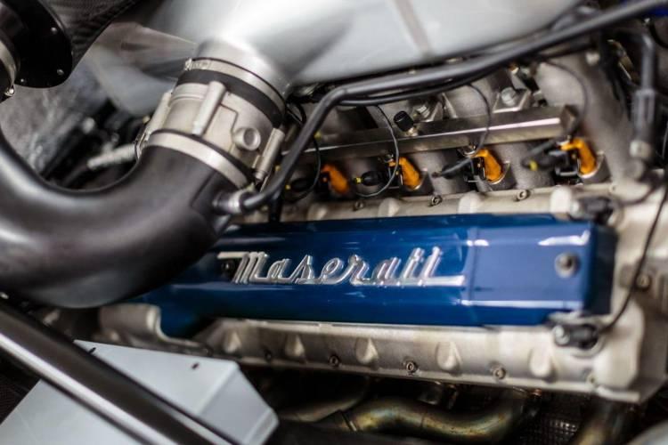 Edo Maserati Mc12 Versione Corse As Es El Capricho De Calle De