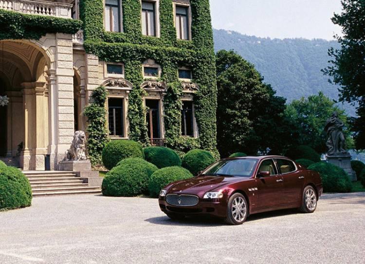Maserati Quattroporte 2004-1012