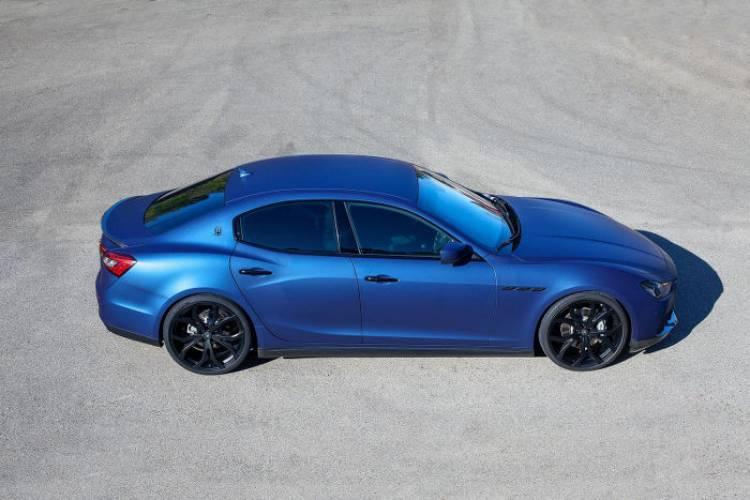 El Maserati Ghibli también ha pasado ya por las manos de Novitec Trident