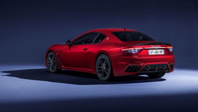 Maserati Granturismo Mc My18 Fic 1