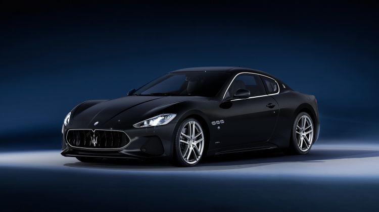 Maserati Granturismo Sport My18 Tre Quarti Anteriore
