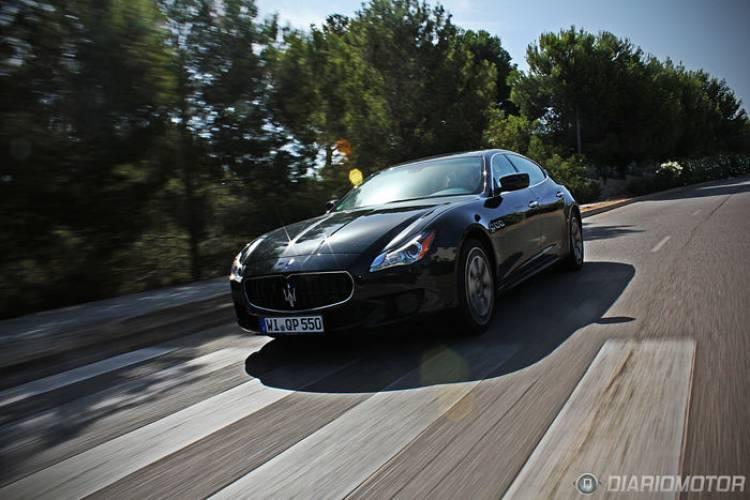 Maserati comienza a cosechar buenas cifras de venta