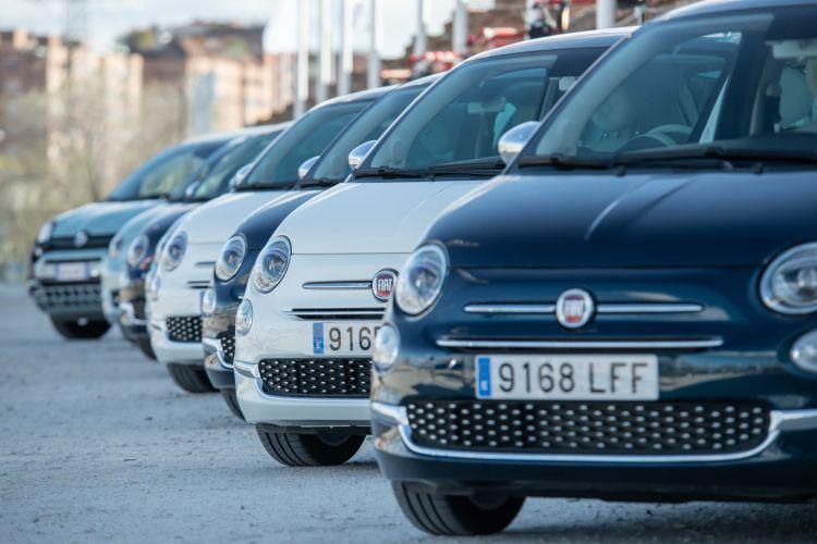 Matriculaciones Marzo 2021 Fiat 500