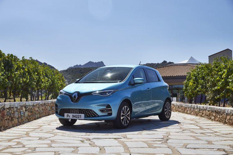 Matriculaciones Marzo 2021 Renault Zoe
