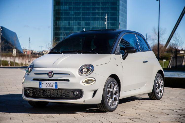 Matriculaciones Septiembre 2021 Fiat 500