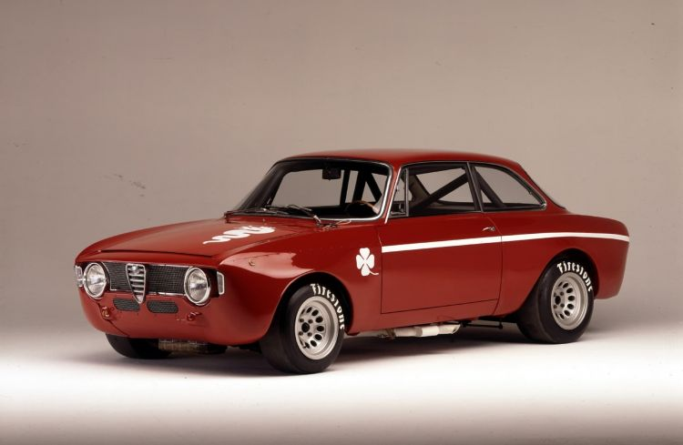 Matricular Vehiculo Historico Alfaromeo Gta Junior 1300