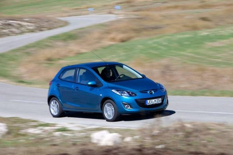 Mazda podría estar valorando un Mazda1