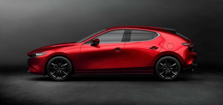 Mazda 3 2019 25