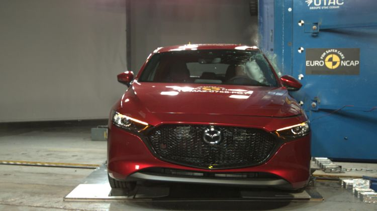 Mazda 3 2019 Euroncap 02