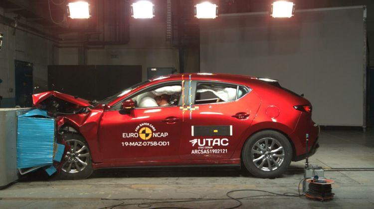Mazda 3 2019 Euroncap 05