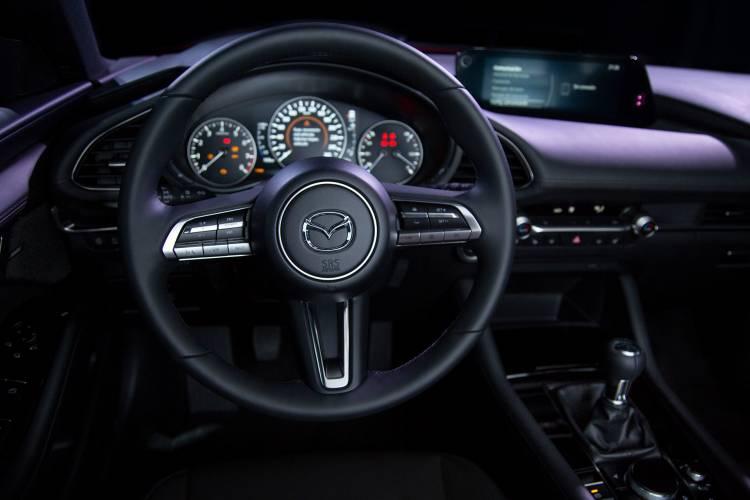 Mazda 3 2019 Interior 15