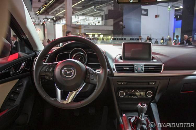 Mazda 3 en el Salón de Frankfurt
