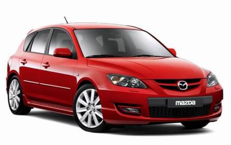El Mazda 3 MPS llegará en octubre