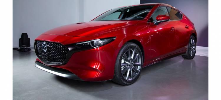 Mazda 3 Rojo Exterior 06
