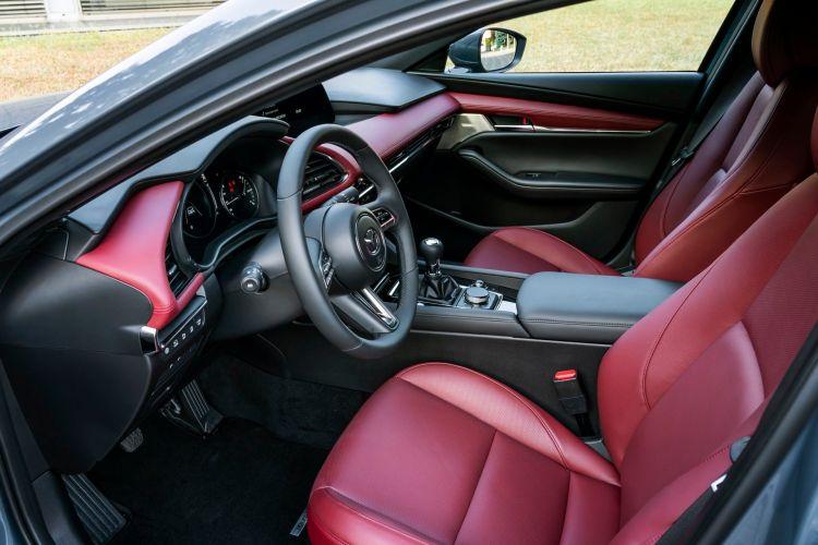Mazda 3 Skactiv X Interior 00001