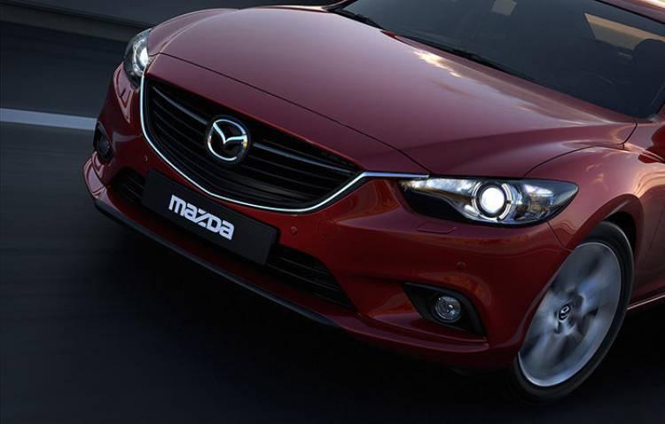Mazda 3 Xbox
