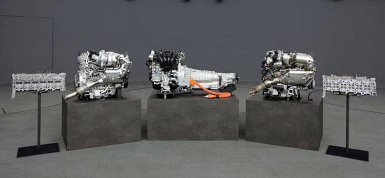 Mazda 6 Cilindros 1120 01