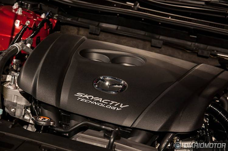 Mazda SKYACTIV