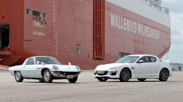 Mazda Cosmo Sport Rx8