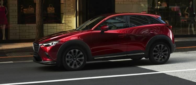 Mazda Cx 3 2018 Diesel P