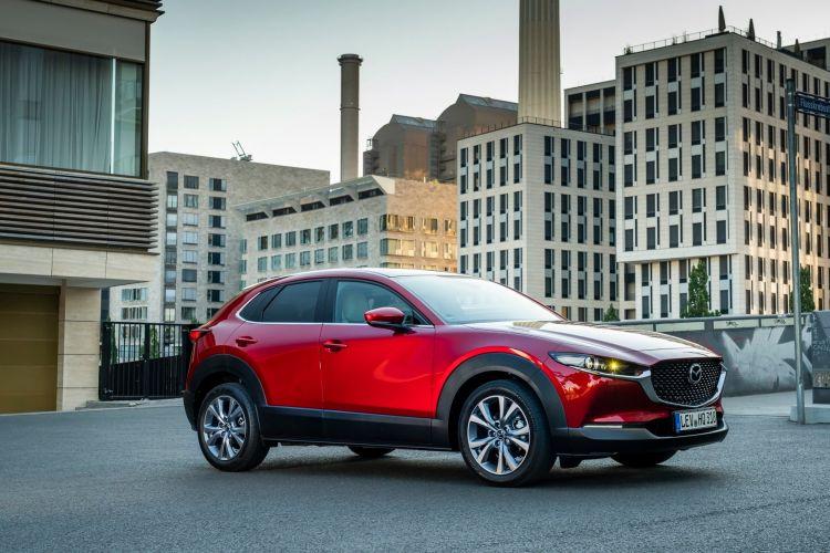 Mazda Cx 30 Exterior 00011