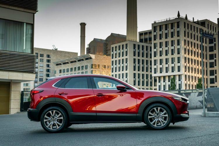 Mazda Cx 30 Exterior 00015