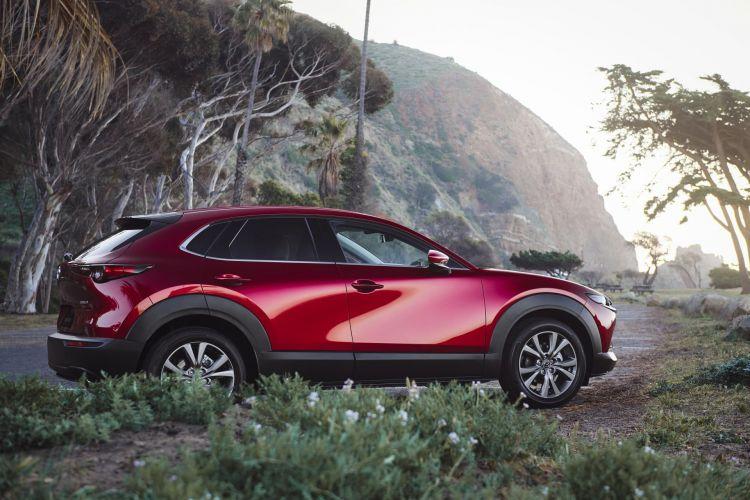 Mazda Cx 30 Oferta Mayo 2021 Lateral
