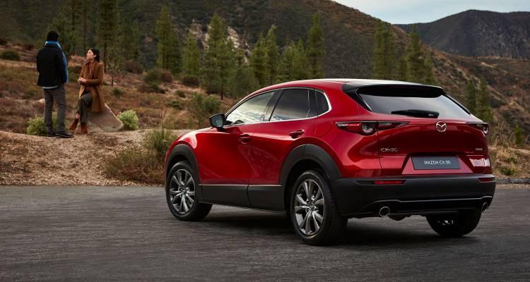 Mazda Cx 30 Skyactiv X 2019 02