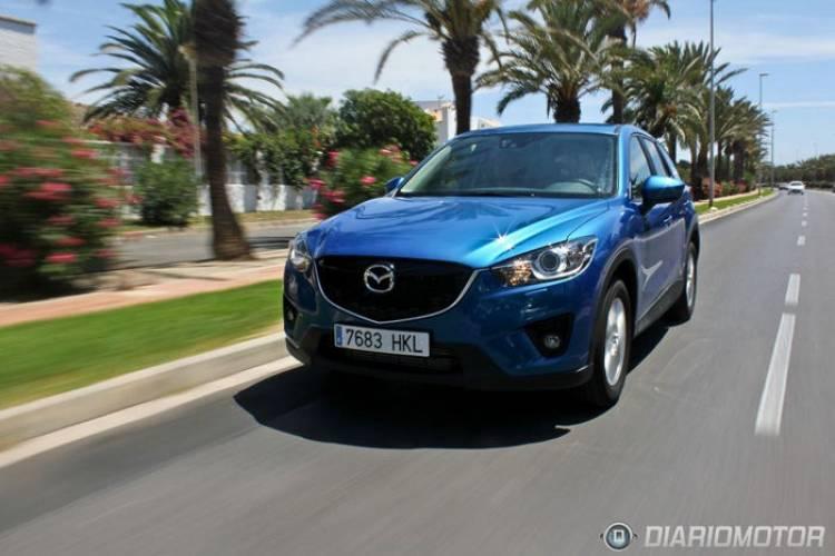 Mazda contará hasta con 3 SUV en su gama en 2016
