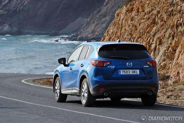 ¿Mazda prepara un CX-3?