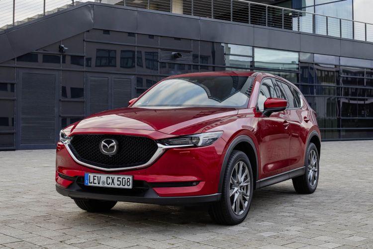 Mazda Cx 5 Renovacion 2022