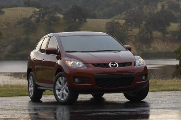 Presentación oficial del todoterreno Mazda CX-7