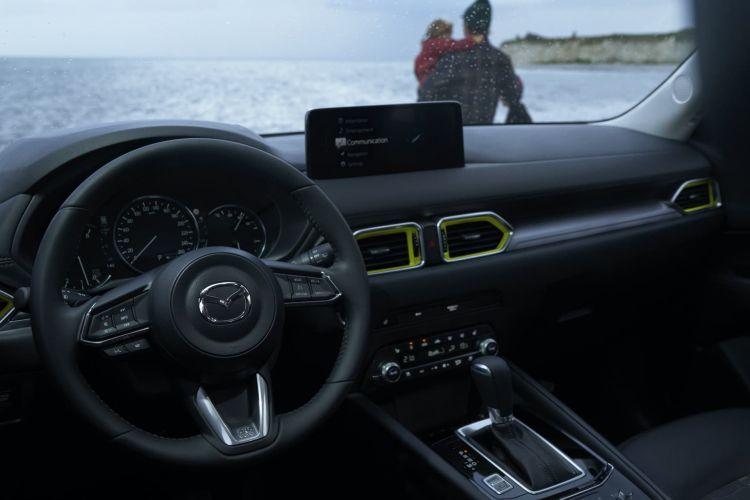 Mazda Cx5 2022 Interior 02