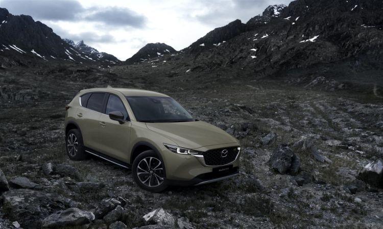 Mazda Cx5 2022 Zircon Sand 09