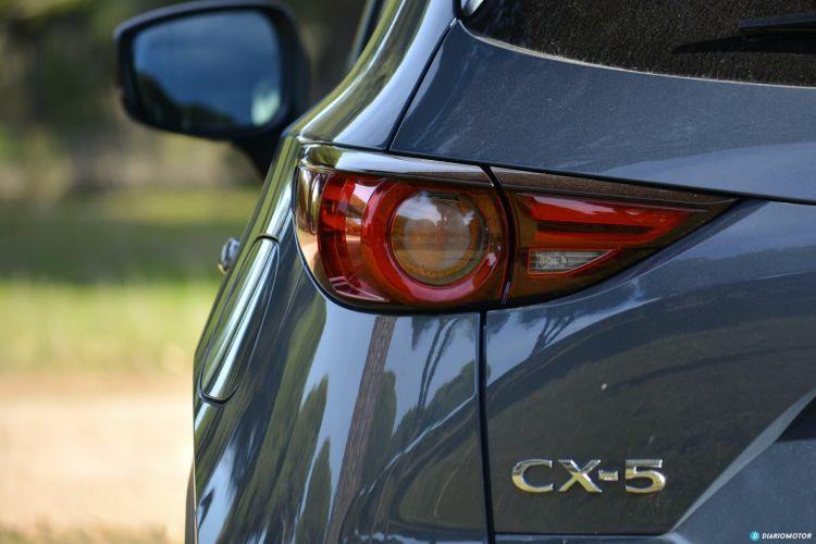 Mazda Cx5 Prueba 10