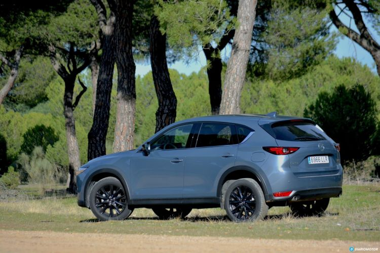 Mazda Cx5 Test 2