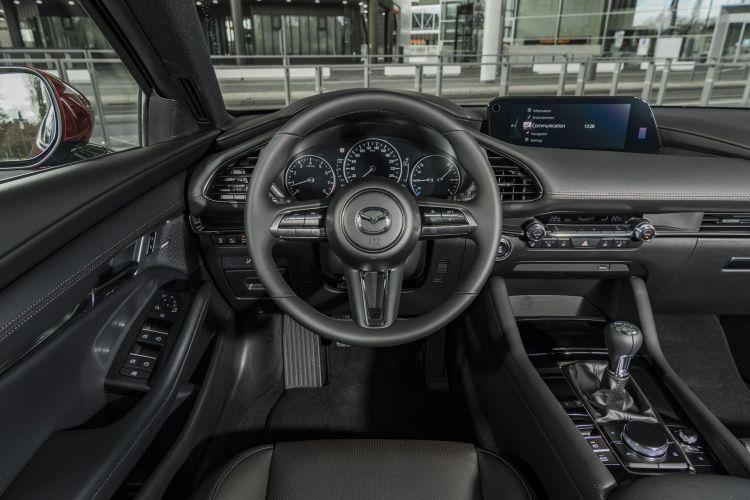 Mazda E Skyactiv X Motor Nuevo 5