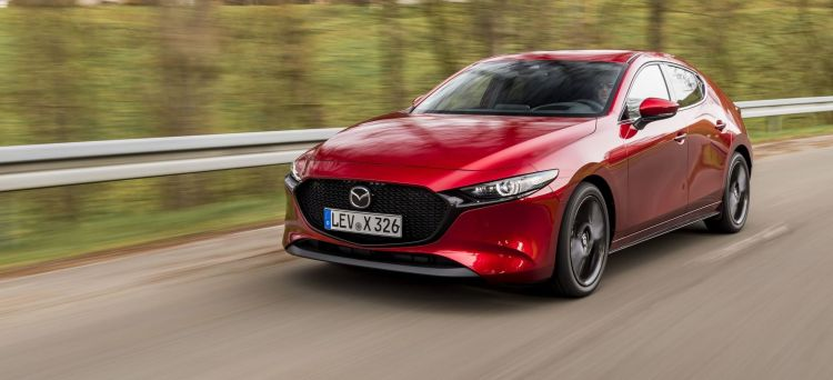 Mazda E Skyactiv X Motor Nuevo P