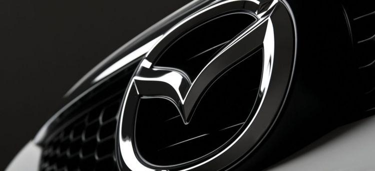 Mazda Logo  01