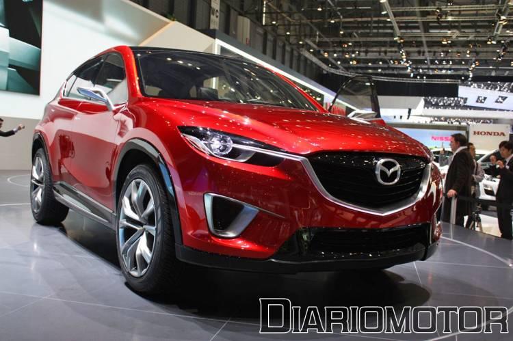 Mazda Minagi Concept en Ginebra