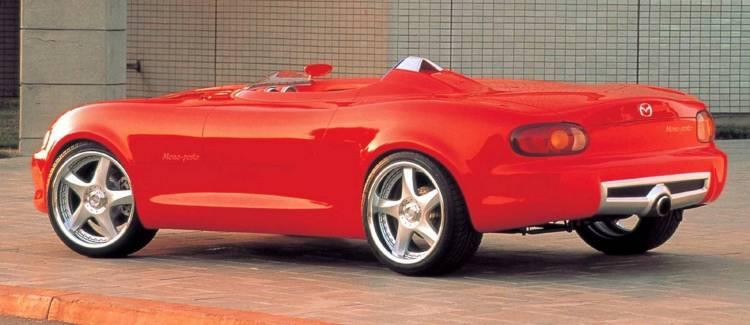 Mazda Mono Posto Concept P