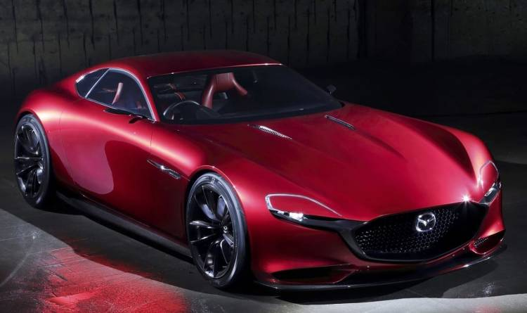 Mazda Motor Rotativo Rx 1018 001