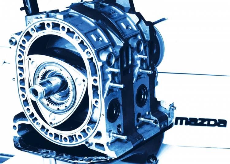 Mazda Motor Rotativo Rx 1018 002