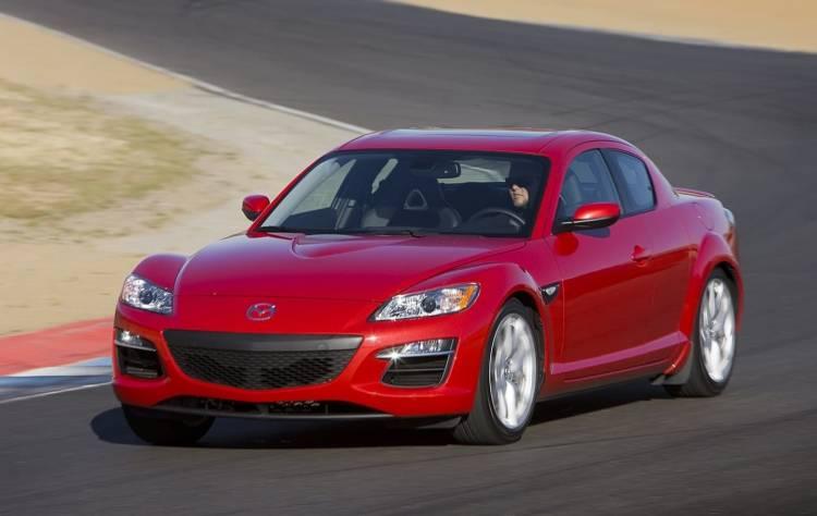 Mazda Motor Rotativo Rx 1018 010