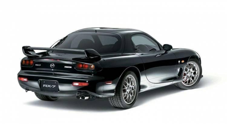 Mazda Motor Rotativo Rx 1018 012