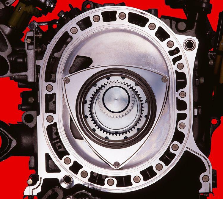 Mazda Motores Rotativos
