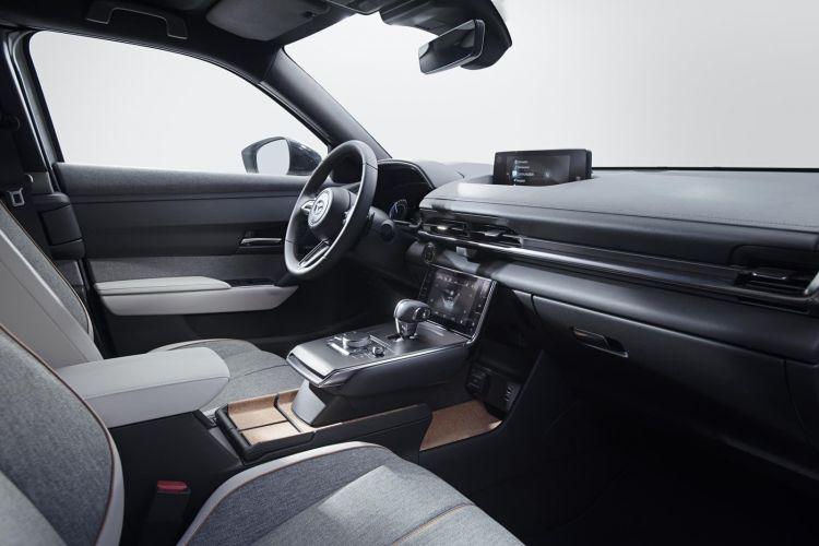 Interior Mazda Mx 30