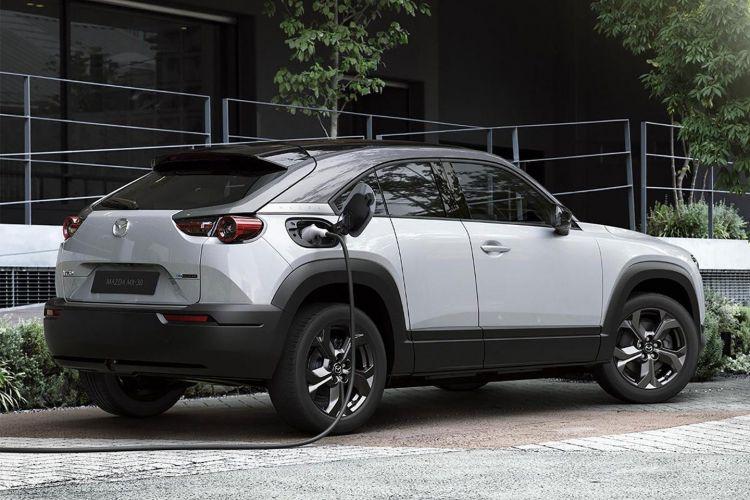 Mazda Mx 30 2020 10