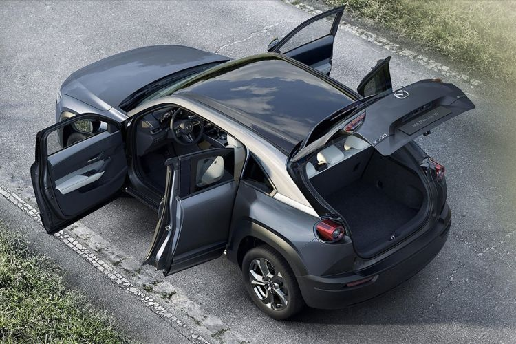 Mazda Mx 30 2020 12