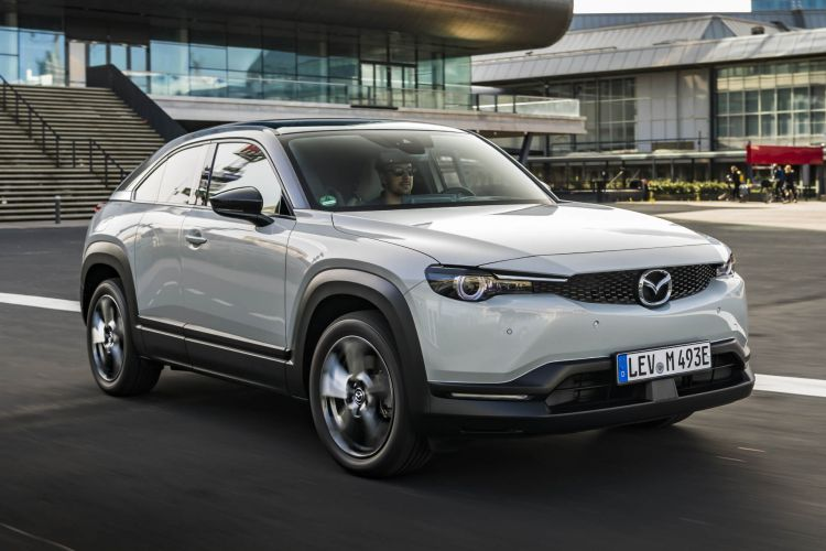 Mazda Mx 30 Renovacion 2022
